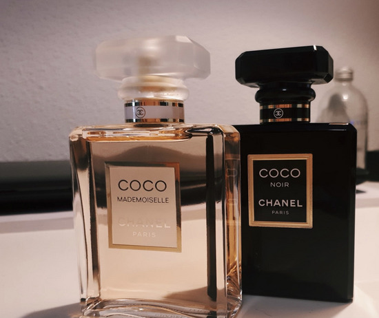 Coco Chanel Mademoiselle & Noir lot