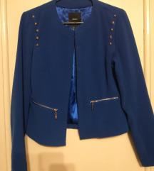 Ženski kraljevsko plavi sako