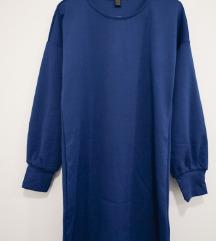 Amisu tirkizna duža majica