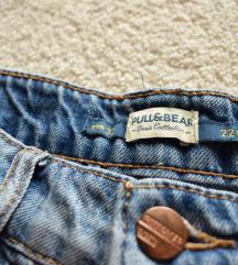 Kratke hlačice visokog struka