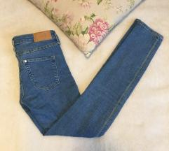 Skinny jeans extra rastezljive