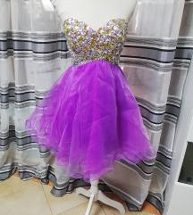 Kratka svecana haljina snizeno na 450