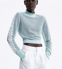 Nova Zara majica s etiketom