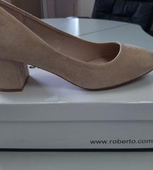 Cipele niža stabilna peta