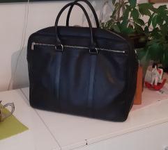 Longchamp original crna torba