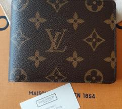 Louis Vuitton monogram original novčanik