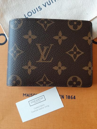 Louis Vuitton monogram original novčanik
