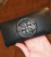 Original crni Guess novčanik SNIŽENO