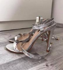 Srebrne sandale (ukljucena PT)