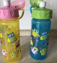 SOVA plastične dječje flaše za vodu