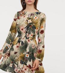 H&M proljetna haljina