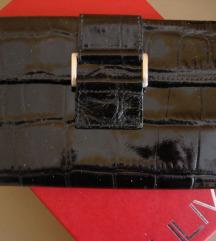 Crni GULIVER novčanik