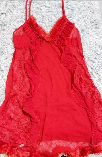 Crvena spavaćica