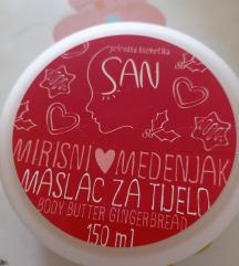 Maslac original za tijelo san prirodna kozmetika