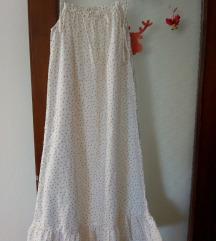 Nova bijela haljinica na bretele