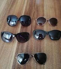 Razne naočale nove