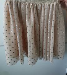 Suknja sa šljokicama