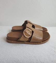 H&M sandale natikače 37/38 s poštarinom