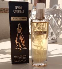 Naomi Campbell Pret a porter parfem 50 ml🖤🖤🖤