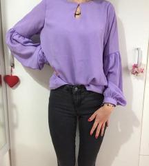 Ljubičasta Amisu bluza