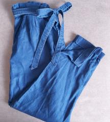 C&A hlače visokog struka s remenom