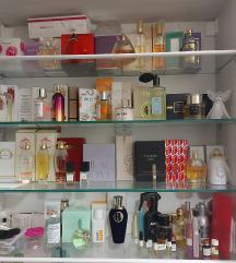 Dekanti originalnih parfema (10 ml) 3+1 GRATIS