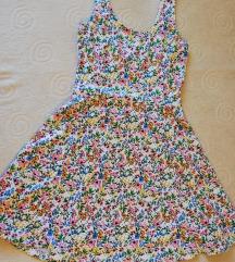 Floral cvjetna haljina