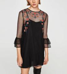 Zara haljina izvezena s etiketom