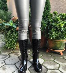 NOVE crne gumene čizme