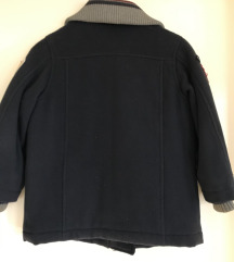 BENETTON vuneni kaputic za dječaka 80%wool