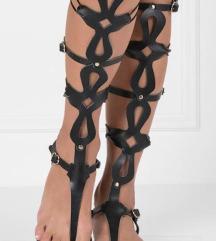 Meraki gladiator sandale