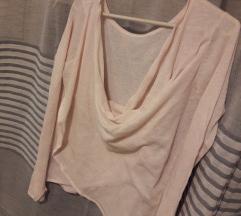 Zara puder rozi pulover