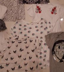 PREDLOŽI CIJENU 7 ljetnih majici