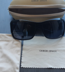 Giorgio Armani sunčane naočale crne