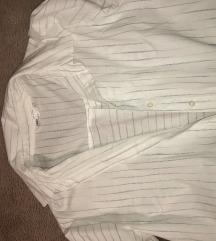 Zara košulja sa crtama