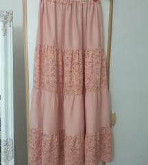 Duga suknja za vel S