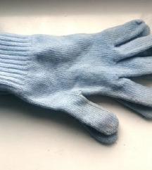 Svijetloplave rukavice