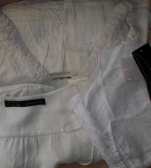 Naf - Naf i Zara bijele košulje vel.36-38