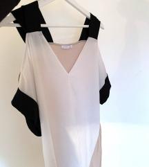Prekrasna asimetrična ZARA bluza bez ramena 💃🏼🥰