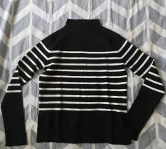 Zara knit majica prugice