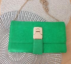 Zelena torbica