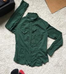 Zelena košulja basic suit S