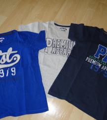 3 majice 158-164