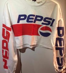 Pepsi duga crop majica