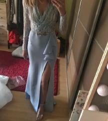 Gray haljina