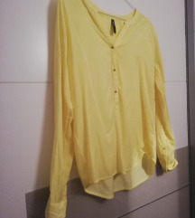 Žuta bluza