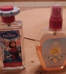 Toaletne vode za djevojčice