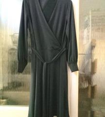 Haljina na preklop L/XL