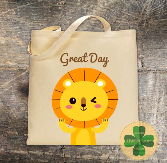 Eko Torba / Tote Bag Great Day