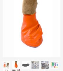PAWZ gumene čizmice za psa